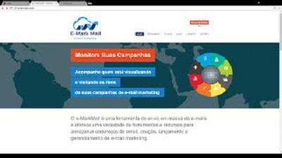E-MarkMail - Sistema de E-mail Marketing